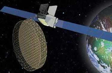 Thuraya Satelliet